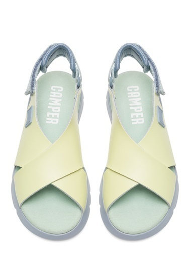 Camper Sandalet Sarı